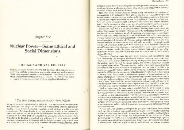 Routley and Routley - 1982 - Nuclear Power—Some Ethical and Social Dimensions.pdf